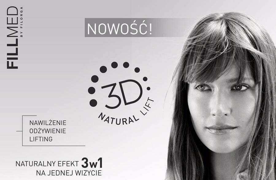 3D Natural Lift