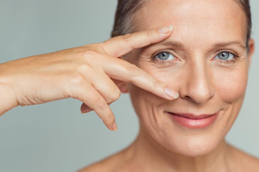 Laserowe ujędrnianie skóry