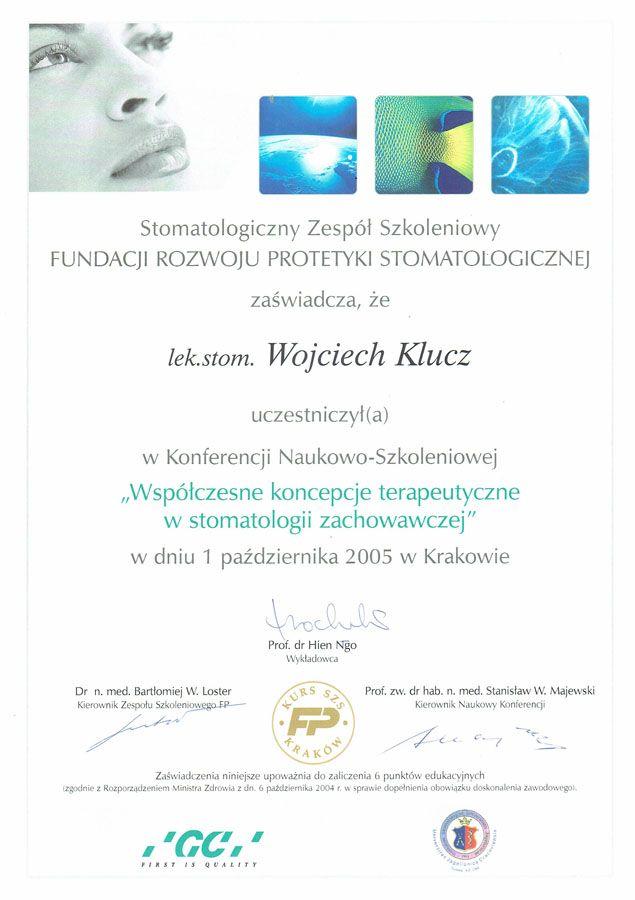 Wojciech Klucz